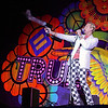 Between Bands with Carson Kressley, Rosie O'Donnell, Cyndi Lauper - Seattle True Colors Show (7/1/08) : Carson Kressley was the emcee for the show, he kept us entertained during the band changes.  He began to run out of jokes, though, and it was funny to watch him tread water a little.  But he did a good job--he even made fun of Christopher's Hawaiian shirt (with pineapples on it) as we sat down.  Rosie O'Donnell also came out to do some stand-up, and she was sharp and funny as always.  At some point Cyndi came out to say hello and encourage us to vote for human rights/equality initiatives.