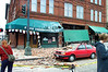 Earthquake! : Our rumbler on 3/1/01 caused quite a stir and lots of damage down in Pioneer Square, where I was working at the time.  Luckily I had my camera handy...