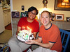 Anthony's Birthday w/Family - 7/3/03 :