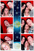Office Photo Booth - 12/13/08 : For our holiday celebrations my company rented a couple of photo booths for us to goof off in.  Here are some of the weirdo results!  I'm so glad I have a boss who's willing to make stupid faces with me.